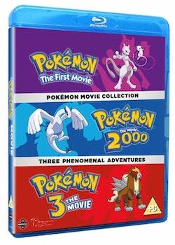Pokemon Movie 1-3 Collection Blu-Ray