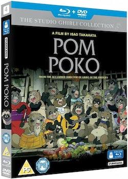 Pom Poko Combi Blu-ray/DVD