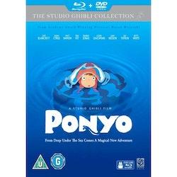 Ponyo Combi Blu-ray/DVD
