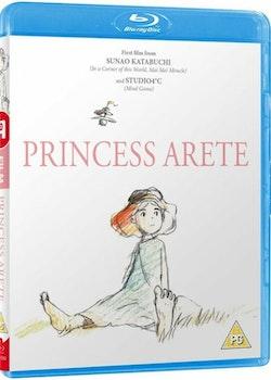 Princess Arete Blu-Ray