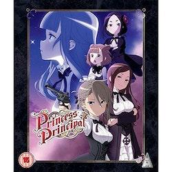 Princess Principal Collection Blu-Ray