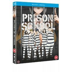 Prison School The Complete Series Blu-Ray