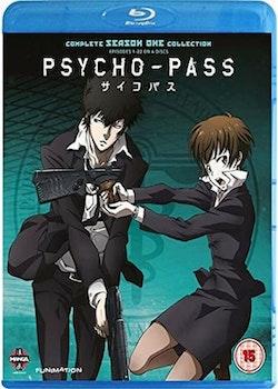 Psycho-Pass Season 1 Collection Blu-Ray