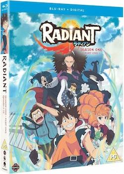 Radiant Season One Part One Blu-Ray