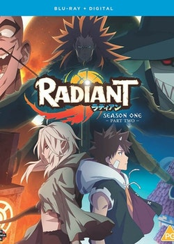 Radiant Season One Part Two Blu-Ray