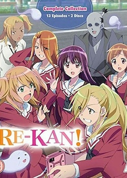 RE-KAN! Collection Blu-Ray
