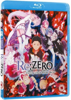 Re:ZERO Part 1 Blu-Ray