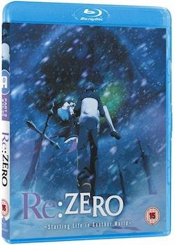 Re:ZERO Part 2 Blu-Ray