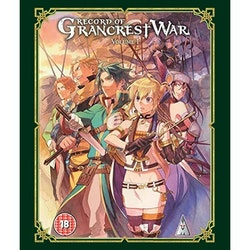 Record of Grancrest War Part 1 Blu-Ray
