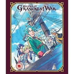 Record of Grancrest War Part 2 Blu-Ray