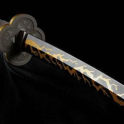Demon Slayer: Kimetsu no Yaiba Proplica Replica 1/1 Nichirin Sword Zenitsu Agatsuma (Tamashii Nations)