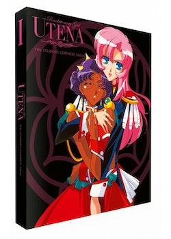 Revolutionary Girl Utena: Part 1 - Collector's Edition Blu-Ray
