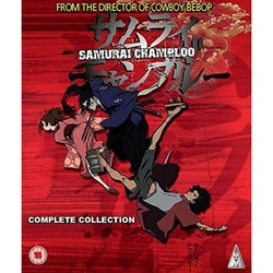 Samurai Champloo Collection Blu-Ray