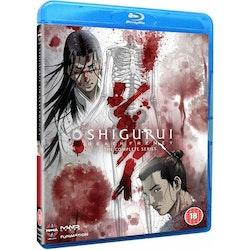 Shigurui: Death Frenzy Collection Blu-Ray