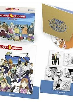 Silver Spoon Season 2 Collector's Edition Blu-Ray