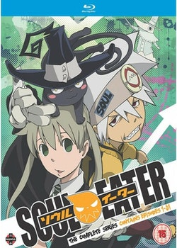 Soul Eater Complete Collection Blu-Ray