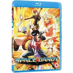 Space Dandy Seasons 1 & 2 Collection Blu-Ray