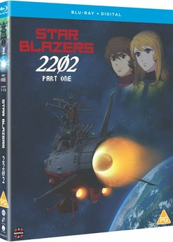 Star Blazers Space Battleship Yamato 2202: Part One Blu-Ray