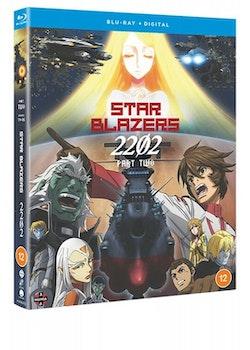 Star Blazers Space Battleship Yamato 2202: Part Two Blu-Ray