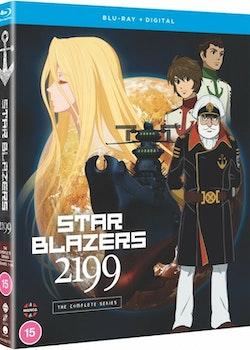 Star Blazers: Space Battleship Yamato 2199 Complete Series Blu-Ray