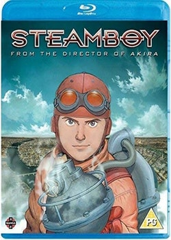 Steamboy Blu-Ray
