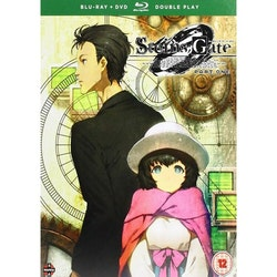 Steins Gate 0 Part 1 Combi Blu-Ray/DVD