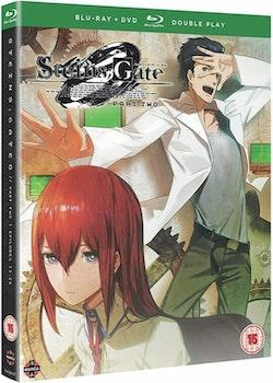 Steins Gate 0 Part 2 Combi Blu-Ray/DVD