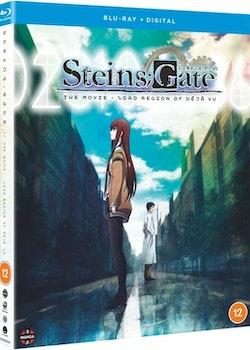 Steins Gate the Movie: Load Region Of Deja Blu-Ray
