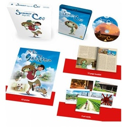 Summer Days With Coo Collector's Edition Combi Blu-Ray/DVD