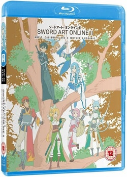 Sword Art Online II - Part 3 Blu-Ray