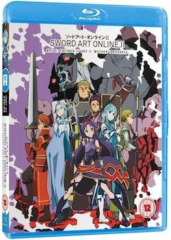 Sword Art Online II - Part 4 Blu-Ray