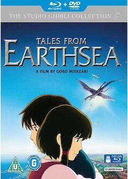 Tales From Earthsea Combi Blu-Ray/DVD