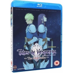 Tales Of Vesperia The First Strike Blu-Ray