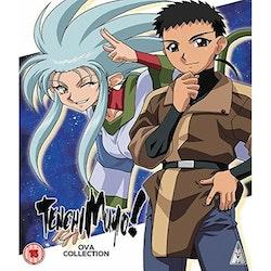 Tenchi Muyo OVA Collection Blu-Ray