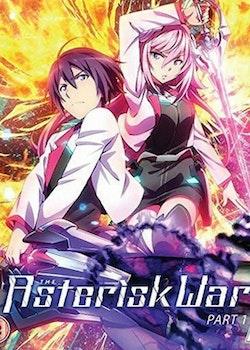 The Asterisk War Part 1 Blu-Ray