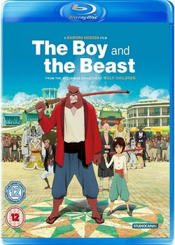 The Boy and the Beast Blu-Ray