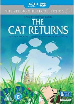 The Cat Returns Combi Blu-Ray/DVD