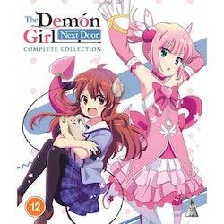 The Demon Girl Next Door Collection Blu-Ray