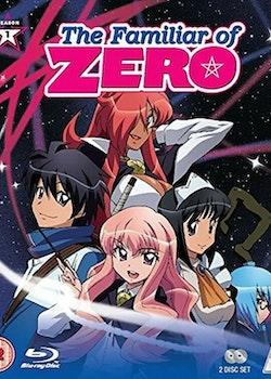 The Familiar of Zero Season 1 Collection Blu-Ray