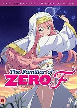 The Familiar of Zero Season 4 Collection Blu-Ray