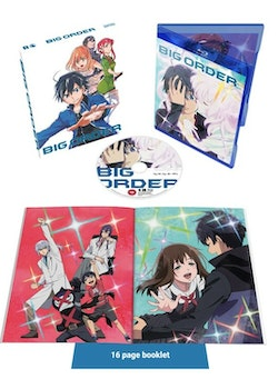Big Order Complete Series - Collector's Edition Blu-Ray