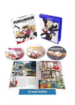 Penguindrum Complete Series - Collector's Edition Blu-Ray