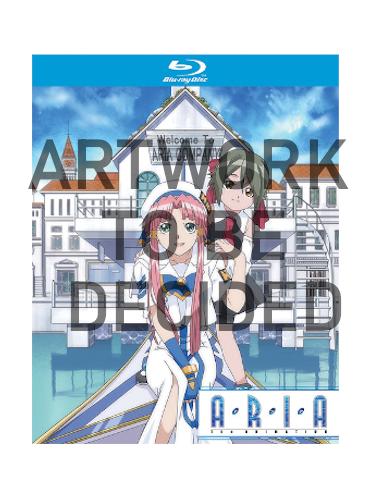 Aria The Animation - Season 1 Collection Blu-Ray