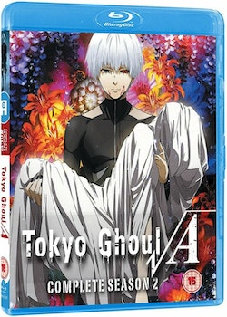 Tokyo Ghoul Root A Season 2 Collection Blu-Ray