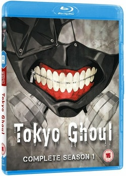 Tokyo Ghoul Season 1 Collection Blu-Ray
