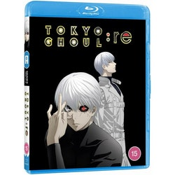 Tokyo Ghoul: re Part 2 Standard Edition Blu-Ray