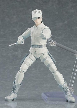 Cells at Work! figma Action Figure White Blood Cell Neutrophil (Max Factory)