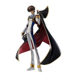 Code Geass: Resurrection Lelouch G.E.M. 1/8 Figure Kururugi Suzaku Pilot Suit Version (Megahouse)