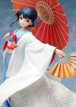 SSSS.Gridman 1/7 Figure Rikka Takarada Shiromuku (FuRyu)