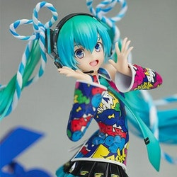 Vocaloid 1/8 Figure Hatsune Miku Miku EXPO 5th Anniv. / Lucky Orb: UTA X KASOKU (Good Smile Company)